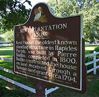 Kent Plantation House in Alexandria, LA