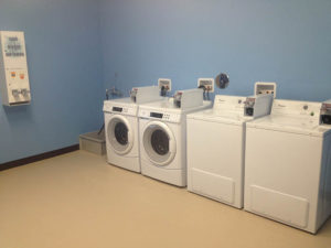 laundry facilities at river cities rv park in louisiana