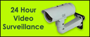 River Cities RV Park in Louisiana offers 24 hour video surveillance