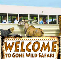 PETTING ZOO & SAFARI TOURS CENTRAL LOUISIANA'S PREMIER FAMILY ATTRACTION